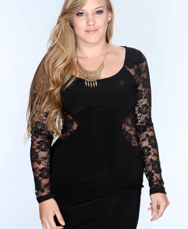 Discount China Wholesale Plus Size Sexy Lace Club Dress Sl2752 Us
