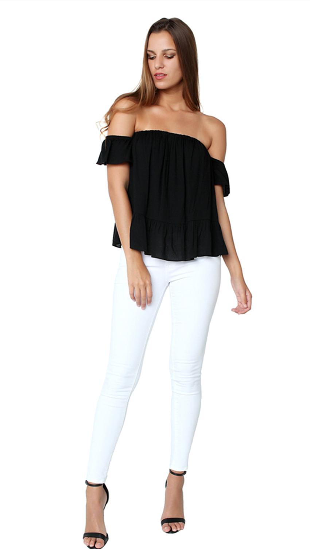 Women sexy strapless chiffon t shirt for Strapless t shirt bra