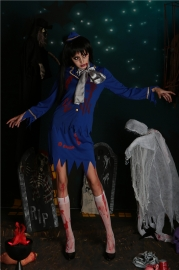 Vampire ghost nurse Halloween costumes