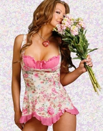 Romantic Sweet Sexy Babydoll