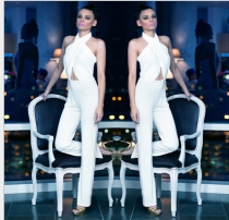 White fashion Women Jumpsuits