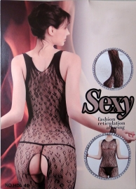 New Sexy Leopard Fastion Recticulation Bodystocking