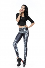 Wholesale new printed legging wear