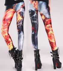 Gorgeous Ice And Fire Legging