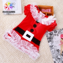 Wholesale Girl Christmas Skirt