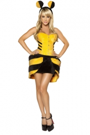 Flirty Bumble Bee Costume