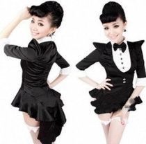 Magic Black Bar Nightclubs Costume