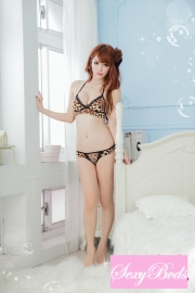 Sexy Babydoll Lingerie Set For Ladies