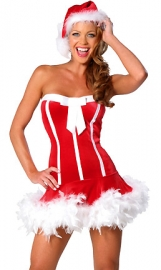 Christmas ladies costume