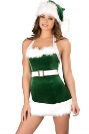New arrival sexy christmas costume