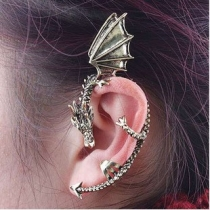 Dragon Shape Earrings