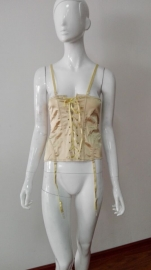 Wholesale Apricot Shaping Corset