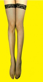 Fashion Black  Lace Stocking
