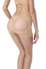 New Arrival Seductive Butt Enchanting Shapewear Apricot