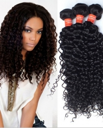 Presell Virgin Brazilian Kinky Curly Hair