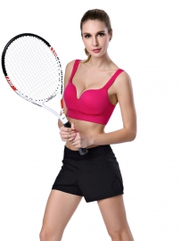 New Arrival Fashion Sport Bra Rose