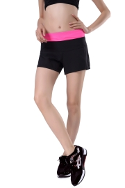 New Arrival Fashion Women Sport shorts Pink