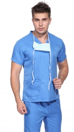 Hot Nurse Custume for Men