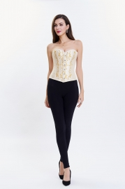 Withy Embroidery Luxury Corset