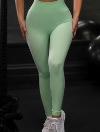 Women Yoga Sports Leggings Long Pants Tight-Fitting Fitness Pants Sportwear