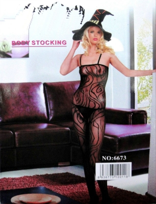 Lovely Lace Bodystocking