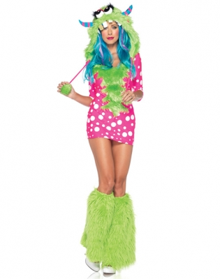 Melody Monster Costume