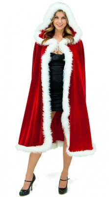 Sexy Miss Claus Costume