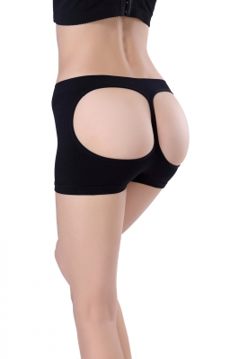 New Arrival Seductive Butt Enchanting Shapewear Black