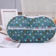 Convenient Bra Storage Bag Green
