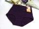 Bodybuilding High Waist Lifter Cotton Shapewear Purple
