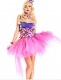 Sweet Girls Party 3pcs Cosplay Costume Pink