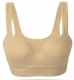 New Arrival Fashion Sport Bra Apricot