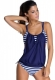 New Arrival Hot Sexy One Piece Swimsuits Dark Blue