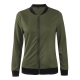 Womens Long Sleeve Blazer Suit Casual Jacket Coat Outwear Army Green