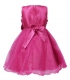 Girl Pageant Party Formal Dress Ceremony Flower Communion Dress Rose