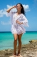Lace Parquet Beach Dress