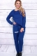 Women long sleeve 2 pcs set sportswear